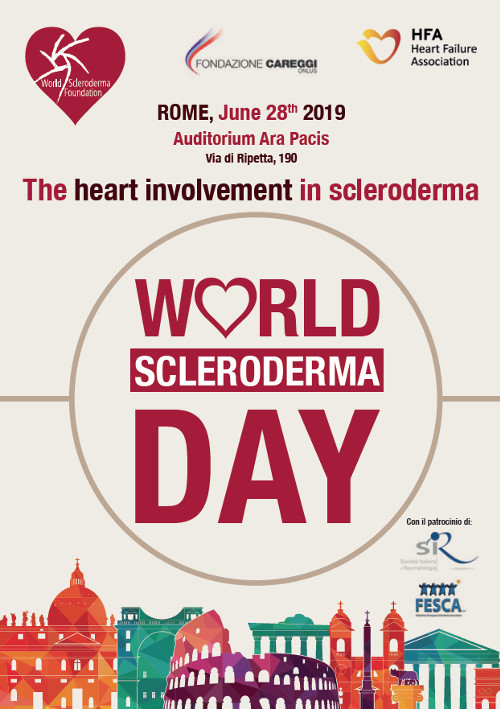 The heart involvement in scleroderma